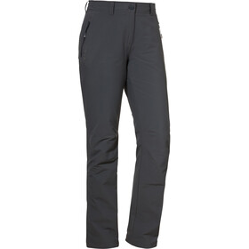 Schöffel Engadin Pantalon Taille courte Femme, charcoal